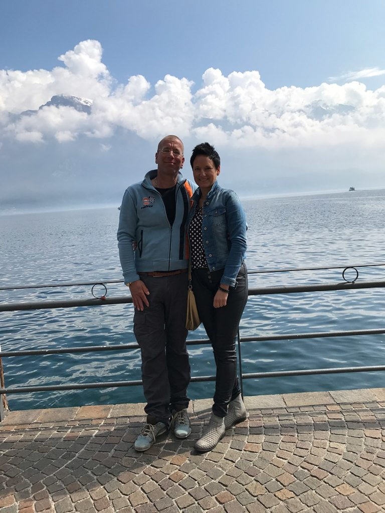 Alexandra und Axel Beckmann